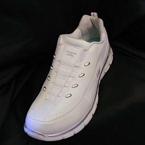 SKECHERS ELITE memory foam shoes size 8.5 new